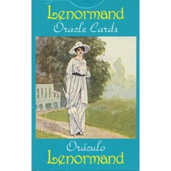 Lenormand Oracle Cards