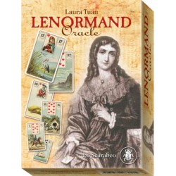 Lenormand Oracle, duże karty