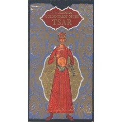 Golden Tarot of the Tsar - karty Tarota