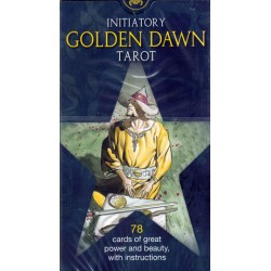 Initiatory Tarot of the Golden Dawn - karty Tarota