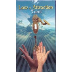 Law of Attraction Tarot - karty Tarota