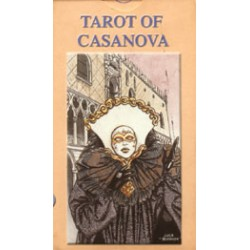 Tarot of Casanova - karty Tarota
