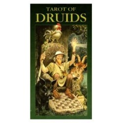 Tarot of Druids - karty Tarota