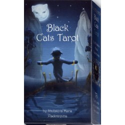 Black Cats Tarot - karty Tarota