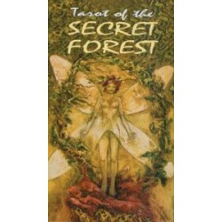 Tarot of the Secret Forest - karty Tarota