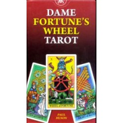 Dame Fortune's Wheel Tarot - karty Tarota