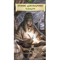 Dark Grimoire Tarot - karty Tarota