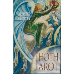 Thoth Tarot Aleister Crowley