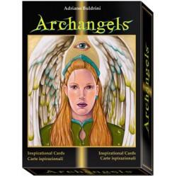 Karty Archaniołów - Archangels Inspirational Cards