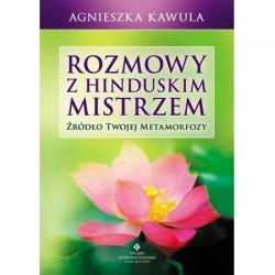 Rozmowy z hinduskim mistrzem, Agnieszka Kawula