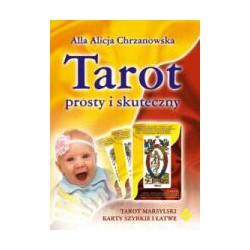 Tarot prosty i skuteczny karty + instrukcja
