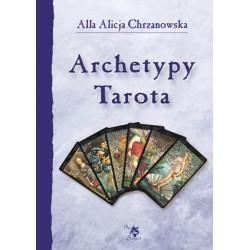 Archetypy Tarota, wersja elektroniczna, A. A Chrzanowska