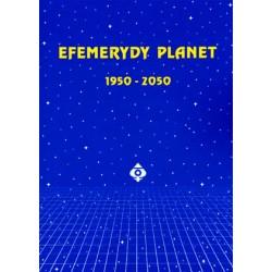Efemerydy planet 1950-2050, Nawrocki Janusz