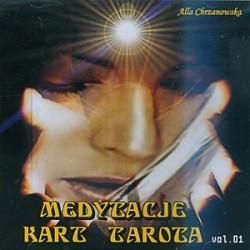 Medytacje kart Tarota, vol. 1, A. A. Chrzanowska, Ł. Kaminiecki