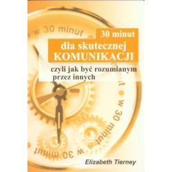 30 minut dla skutecznej komunikacji, Elizabeth Tierney