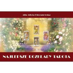 Najlepsze rozkłady Tarota, wersja elektroniczna, A. A. Chrzanowska