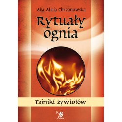 Rytuały ognia, wersja elektroniczna, A. A. Chrzanowska
