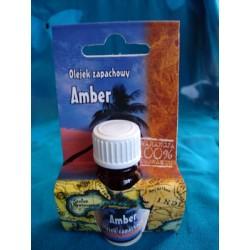 Amber – olejek zapachowy