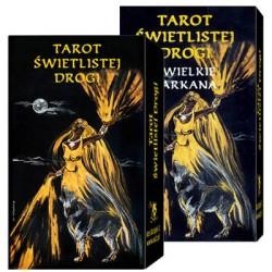Tarot Świetlistej Drogi – pełna talia + Wielkie Arkana