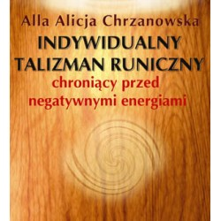 Indywidualny talizman runiczny chroniący przed negatywnymi energiami