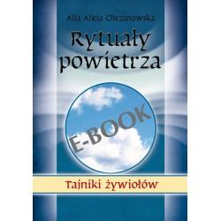 Rytuały powietrza, wersja elektroniczna, A. A. Chrzanowska