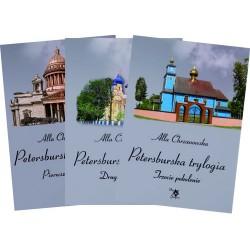 Petersburska trylogia - komplet,  Alla Chrzanowska