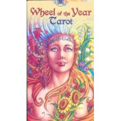 Wheel of the Year Tarot - karty Tarota