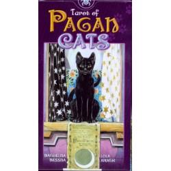Tarot of Pagan Cats Mini - karty Tarota