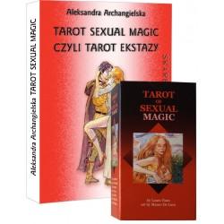 Zestaw Tarot of Sexual Magic