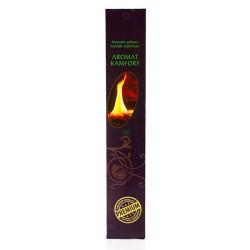 Aromat kamfory – kadzidło pyłkowe