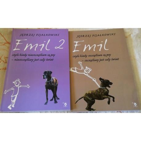 Komplet Emil + Emil 2 – zestaw, J. Fijałkowski