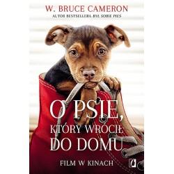 O psie, który wrócił do domu, Bruce Cameron