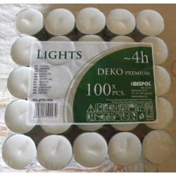 T-light biały