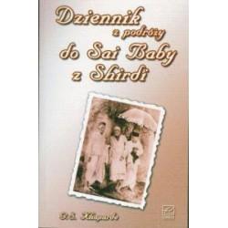 Dziennik z podróży do Sai Baby z Shirdi, G. S. Kharpade