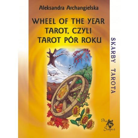 Wheel of the Year Tarot, czyli Tarot Pór Roku, Aleksandra Archangielska